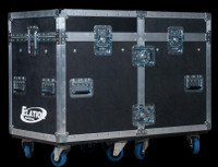 Elation 6-Pack Road Case for SNIPER 2R Light Fixtures