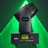Blizzard Lighting Laser Blade G Moving Head Green Laser Projector
