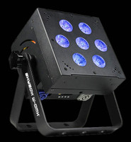Blizzard Lighting SkyBox W-DMX Wireless Battery Powered Par Can