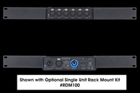 Elation RDMX6S Single Unit Rack Mount Kit