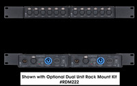 Elation RDMX6S Dual Unit Rack Mount Kit