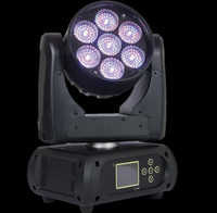 Spark 7 Zoom LED RGBW Moving Head Light w/ Zoom
