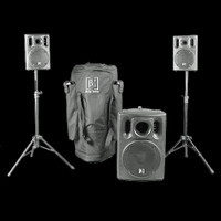 Omnisistem Beta 3 US-800 System Loudspeakers +  Subwoofer