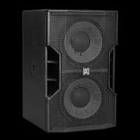 "Omnisistem Beta 3 T212Ba 2000W 2 x 12"" Powered Subwoofer"