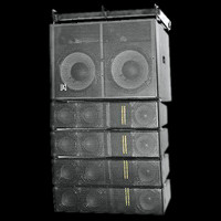 Omnisistem Beta 3 Powered Line Array Loudspeakers / Subwoofer