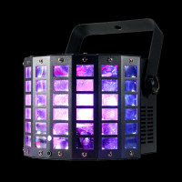 ADJ Mini Dekker LZR Dual Moonflower DJ Light w/ Laser
