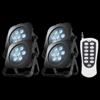 ADJ Ultrago PAK Lighting Package / Ultra Go Par 7X