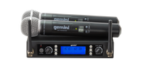 Gemini UHF-6200M Wireless Handheld Microphone System