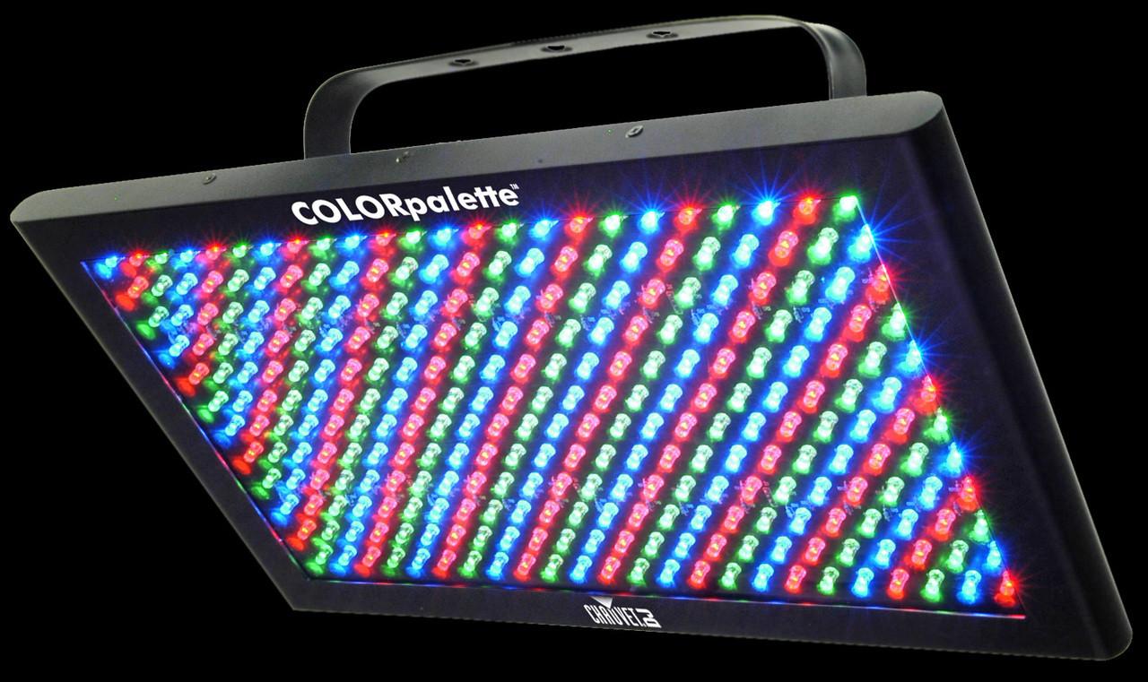 Chauvet DJ COLORpalette RGB LED Wash Panel Light