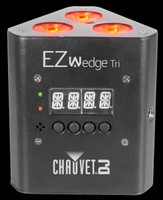 Chauvet DJ EZWedge TRI LED Wash Light / Truss Warmer / Battery Powered