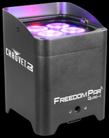 Chauvet DJ Freedom Par Quad-4 RGBA LED Par w/ Wireless / Battery