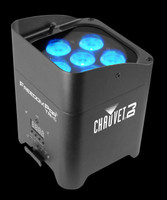 Chauvet DJ Freedom Par Tri-6 RGB LED PAr Light / Wireless / Battery