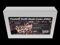 Chauvet DJ Funfetti Shot Refill – Color