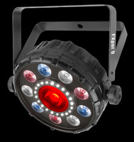 Chauvet DJ Fxpar 9 Multi-effect RGB+UV LED Par Can Light