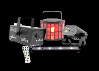 Chauvet DJ JAM Pack Gold Party Lighting Package
