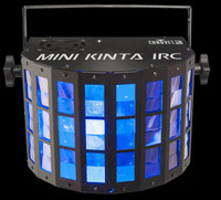 Chauvet DJ Chauvet DJ Mini Kinta IRC Centerpiece Light w/ DMX