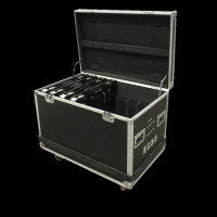 ADJ AV3FC 8 Unit Flight Case for AV3 LED Panels