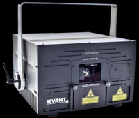 KVANT ClubMAX 3400 3.4W RGB Laser Projector