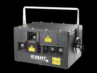 KVANT Spectrum 20 IP54 Coherent RGB Laser Projector