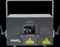 KVANT ClubMAX 6800 PASS Audience Scanning Laser Projector
