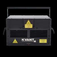 KVANT Maxim G20 OPSL 15W Green Laser Light Show Projector