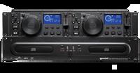 Gemini CDX-2250i Dual Rackmount CD / USB Media Player
