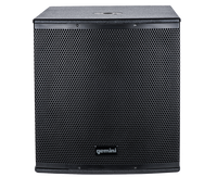 Gemini ZRX-S18P – 18-Inch Professional Powered Subwoofer
