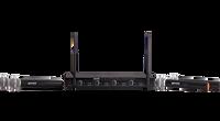 Gemini  UHF-04M– Four Channel Wireless Microphone System