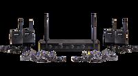 Gemini UHF-04HL 4 Channel Headset / Lavalier Wireless Microphone