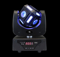 Blizzard Lighting Snake Eyes Mini Compact Mini Moving Head