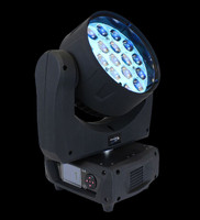 Blizzard Lighting Stiletto GLO19 Powerful Beam / Wash Moving Head