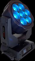Blizzard Lighting Stiletto Beast Moving Beam/Wash + Pixel Effects