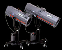 Phoebus Ultra Arc Titan High Powered 1200W HMI Follow Spot