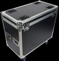 Blizzard Lighting Snake Eyes Dual Light Road Case
