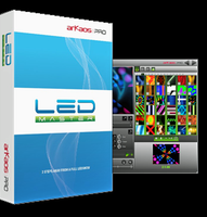 Arkaos LED Master LED Panel Light Show Computer Software