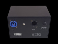 Blizzard Lighting 2-Fer - 2-way Power Splitter + 2-way DMX Splitter
