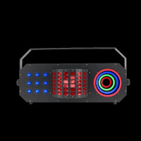 ADJ Boom Box FX3 3-FX-IN-1 Party Effect Light