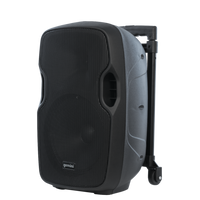 "Gemini AS-10TOGO Mobile 10"" PA System w/ Bluetooth"