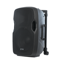 "Gemini AS-12TOGO Mobile 12"" PA System w/ Bluetooth"