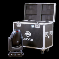 ADJ Vizi DRCVIZI Light Moving Head Road Case