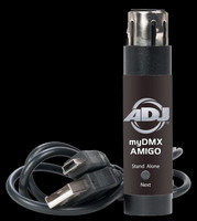 ADJ MyDMX Amigo DMX Lighting Software for PC & MAC