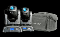 ADJ Pocket Pro Pak LED Compact Moving Head Package