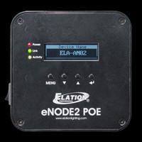 Elation eNode2 POE 2-Universe Ethernet-DMX Node / Powered / Ethernet
