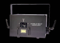 X-Laser Mobile Beat Mercury RGB Full Color Laser Projector