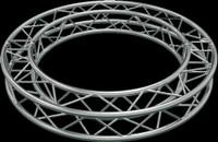 "Global Truss F34 12"" Square Truss Circle / 32.08ft. (10m)"