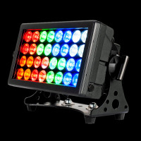 ADJ 32 HEX Panel IP LED Wash / Blinder / Color Strobe Light Fixture
