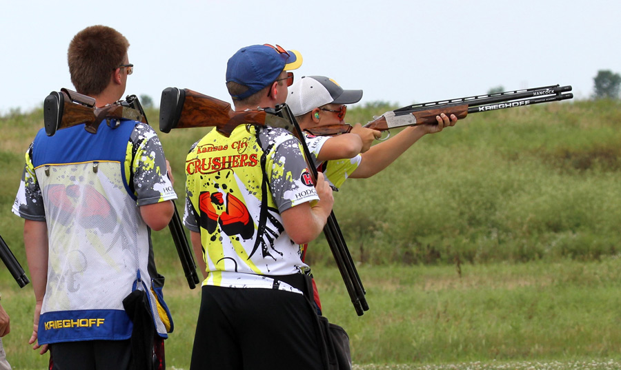 Youth Shooters Krieghoff