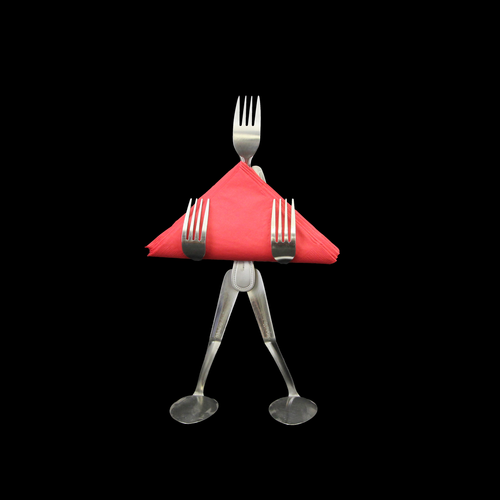 Napkin Stand - Fork©