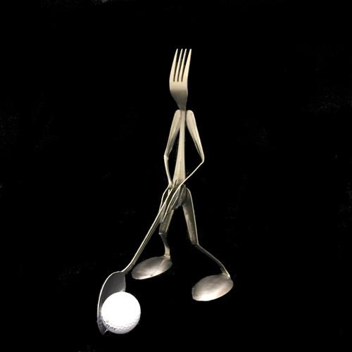 Golfer - Fork©