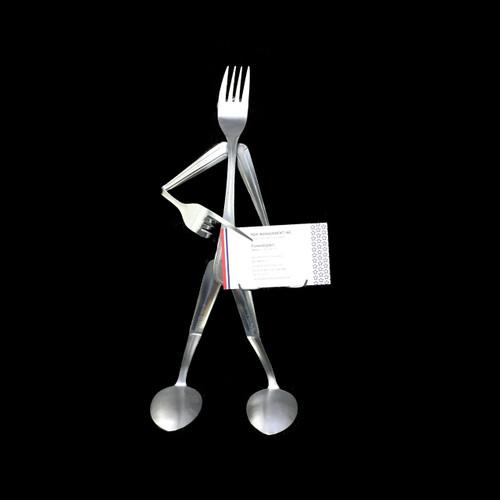 Business Card Holder - Fork ©